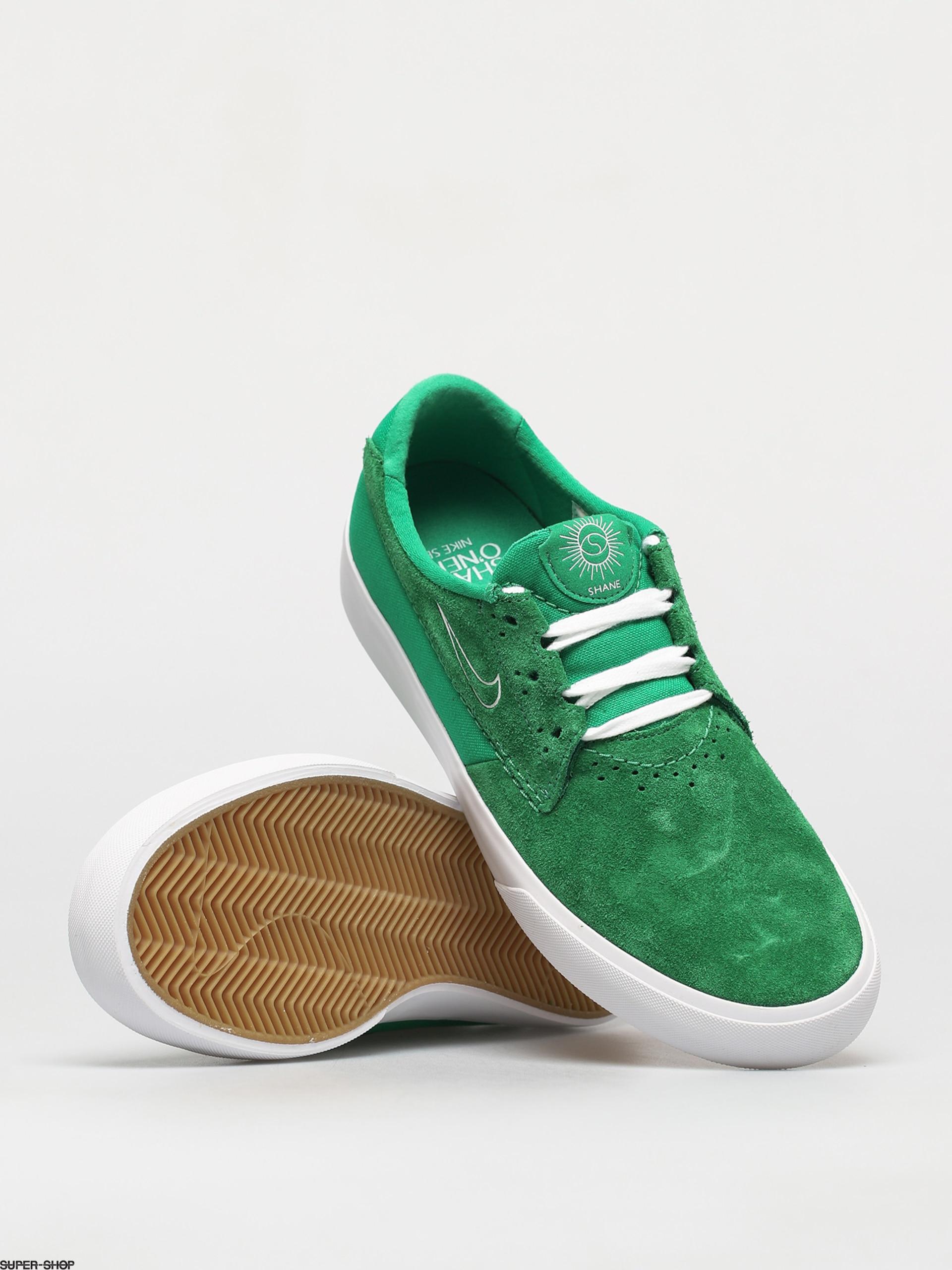 Nike SB Shane Shoes (lucky green/white lucky green white)