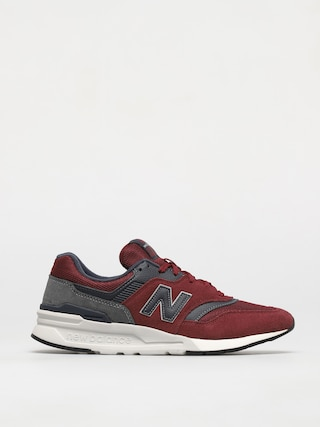 New Balance 997 Shoes (red)
