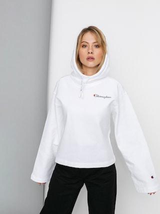 Champion Sweatshirt HD 113186 Hoodie Wmn (wht)
