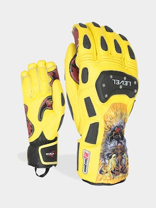 Level Sq Cf Gloves (goldenrod)