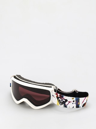 Roxy Day Dream Goggles Wmn (bright white magic carpet)
