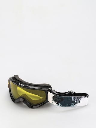Roxy Day Dream Bad Weather Goggles Wmn (true black inkstain)