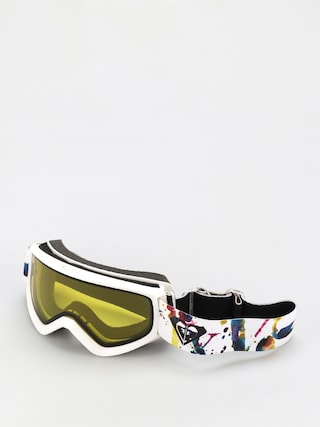 Roxy Day Dream Bad Weather Goggles Wmn (bright white magic carpet)