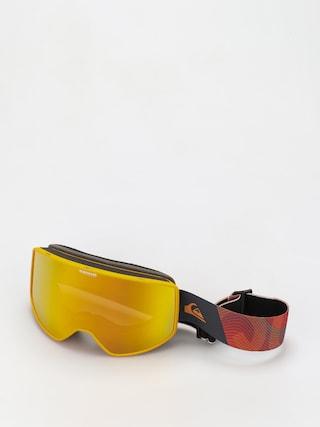 Quiksilver Storm Goggles (flame orange)