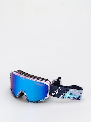 Roxy Feenity Goggles Wmn (bright white pyrennes)