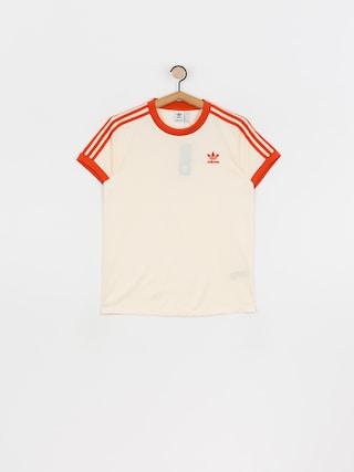 adidas Originals 3 Stripes T-shirt Wmn (ecrtin)