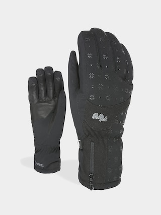 Level Bliss Emerald Gore Tex Gloves Wmn (pk black)