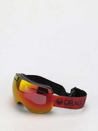 Dragon X1 Goggles (inferno/ll red ion/ll rose)