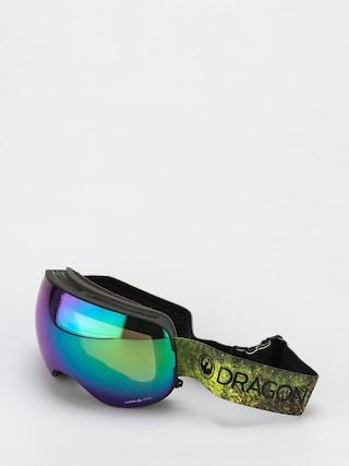 Dragon X2 Goggles (terrafirma/ll green ion/ll amber)