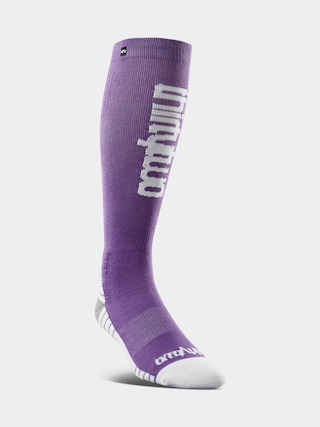 ThirtyTwo Double Socks Wmn (purple)