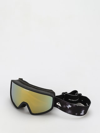 Quiksilver Browdy Goggles (true black woolflakes)