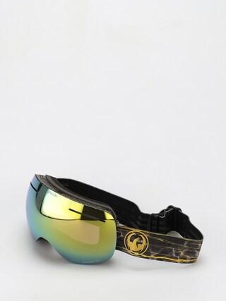 Dragon X1 Goggles (14 karat/ll gold ion/ll amber)