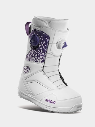 ThirtyTwo Stw Double Boa Snowboard boots Wmn (white/purple)