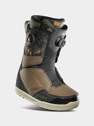 ThirtyTwo Lashed Double Boa Bradshaw Snowboard boots (camo)
