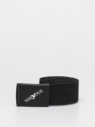 Nervous Classic Belt (black/black)