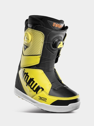 ThirtyTwo Lashed Double Boa Snowboard boots (black/yellow)