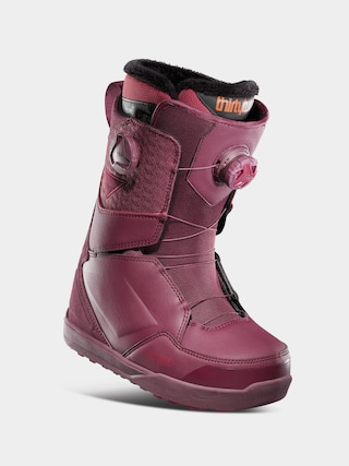 ThirtyTwo Lashed Double Boa Snowboard boots Wmn (maroon)