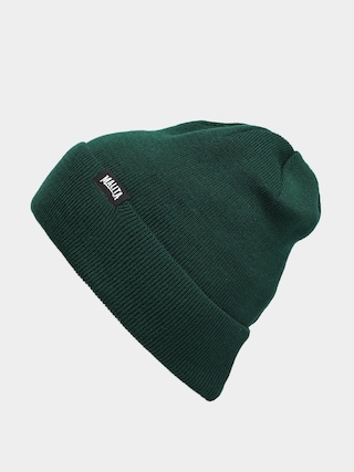 Malita Lumberjack Beanie (green/black)