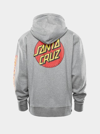 ThirtyTwo Santa Cruz Repel HD Hoodie (grey/heather)