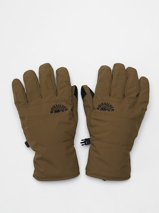 Quiksilver Cross Gloves (military olive)