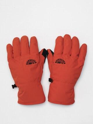Quiksilver Cross Gloves (pureed pumpkin)