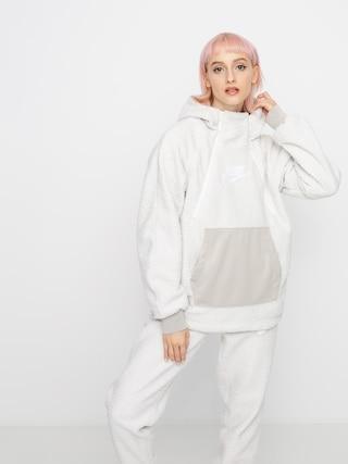 Nike Sherpa HD Hoodie Wmn (phantom/string/white/white)