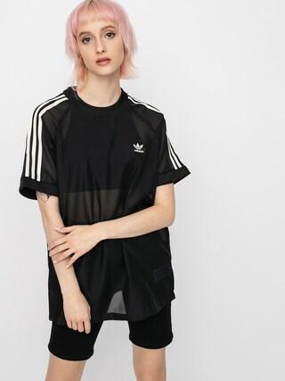 adidas Originals 3 Stripes T-shirt Wmn (black)