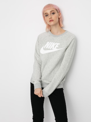 Nike Sportswear Rally Sweatshirt Wmn (grey heather/white)