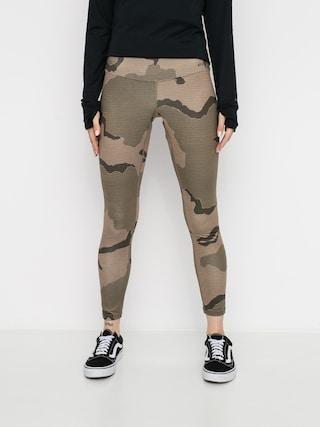Burton Lightweight X Base Layer Pant Active leggings Wmn (barren camo)