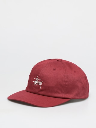 Stussy Stock Low Pro ZD Cap (berry)
