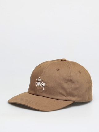 Stussy Stock Low Pro ZD Cap (light brown)