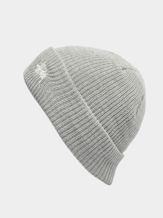 Stussy Basic Cuff Beanie (grey heather)