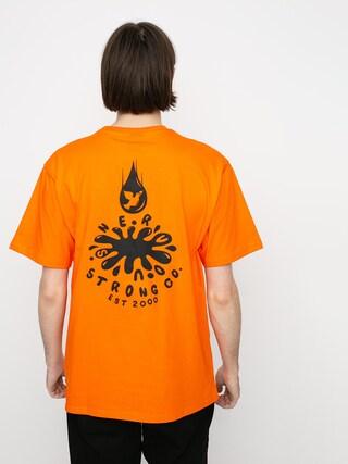Nervous Drop T-shirt (orange)