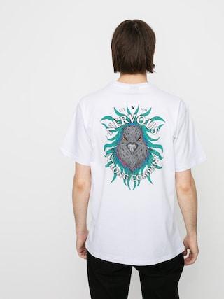 Nervous Liondove T-shirt (white)