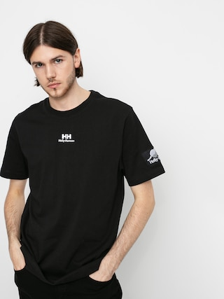 Helly Hansen Twin Logo T-shirt (black)