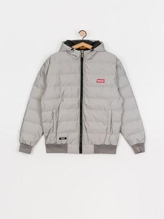 MassDnm Mini Box Jacket (silver reflective)