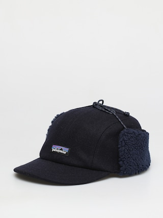 Patagonia Recycled Wool Ear Flap Cap ZD Cap (classic navy)