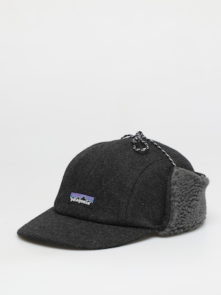 Patagonia Recycled Wool Ear Flap Cap ZD Cap (forge grey)
