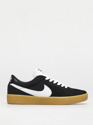 Nike SB Bruin React Shoes (black/white black gum light brown)