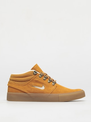 Nike SB Zoom Stefan Janoski Mid Premium Shoes (chutney/white chutney gum light brown)