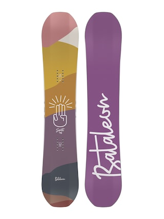 Bataleon Spirit Snowboard Wmn (purple/grey)