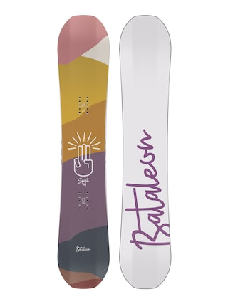 Bataleon Spirit Snowboard Wmn (grey/purple)
