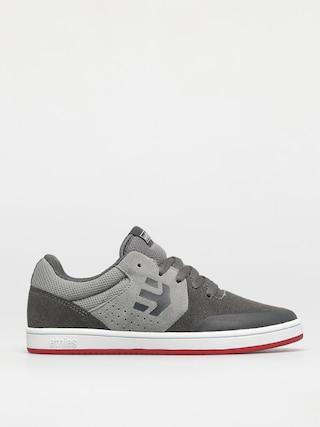 Etnies Kids Marana JR Shoes (grey/light grey/red)