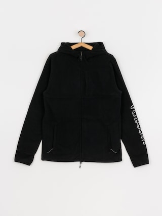 Volcom Polartec HD Active sweatshirt (black)