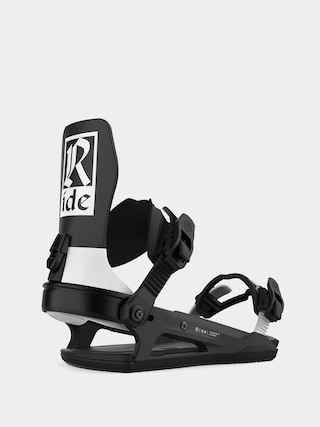 Ride C 6 Snowboard bindings (classic black)