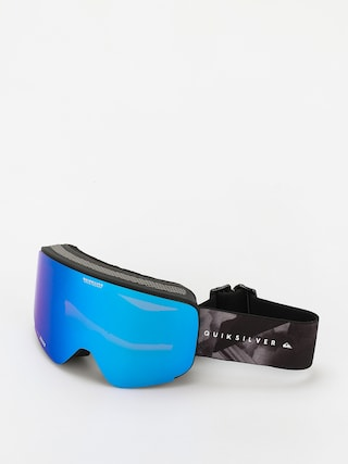 Quiksilver Switchback Goggles (iron gate lighting ride)