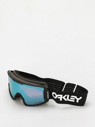 Oakley Line Miner XL Goggles (factory pilot black/prizm snow sapphire)