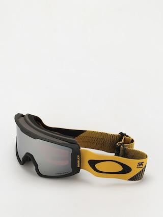 Oakley Line Miner XL Goggles (henrik harlaut sig blacknyello/prizm snow black)