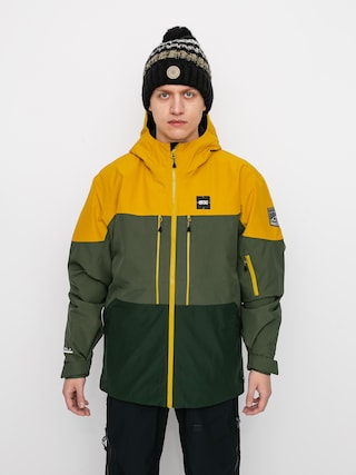 Picture Object Snowboard jacket (lychen forest green)