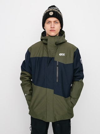 Picture Styler Snowboard jacket (dark blue army green)